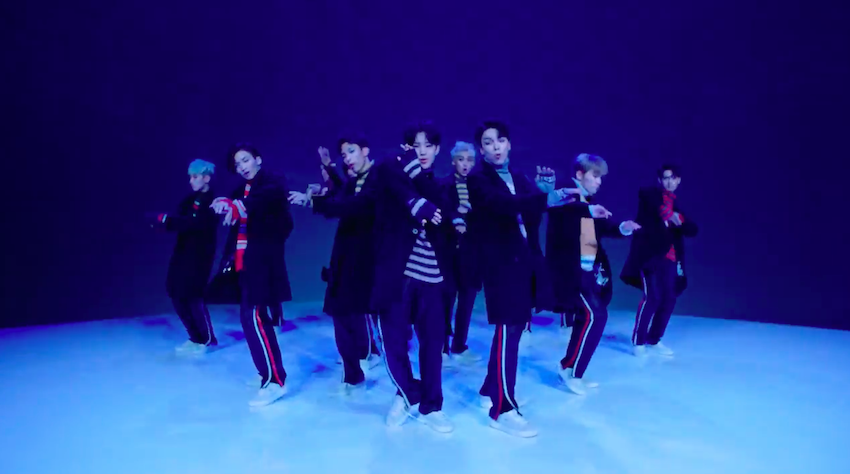 "Watch: SEVENTEEN Drops Dance Version Of ""BOOMBOOM"" MV"