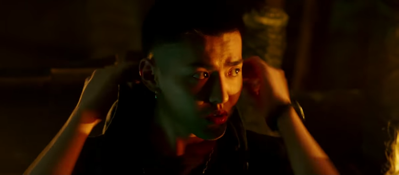 Watch: Kris Goes Hard In Character-Centric Trailer For His Hollywood Debut Film