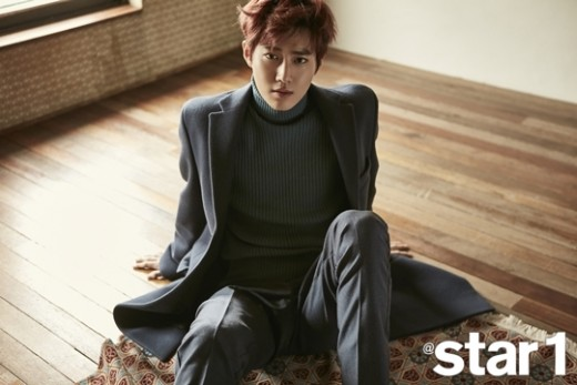 "EXO's Suho Reveals He's ""Never Regretted Being EXO's Leader"" To @star1 Magazine"