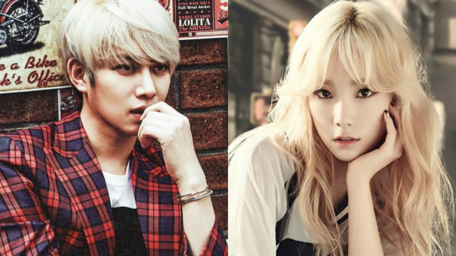 Kim Heechul And Girls' Generation's Taeyeon Show Off Their Friendship