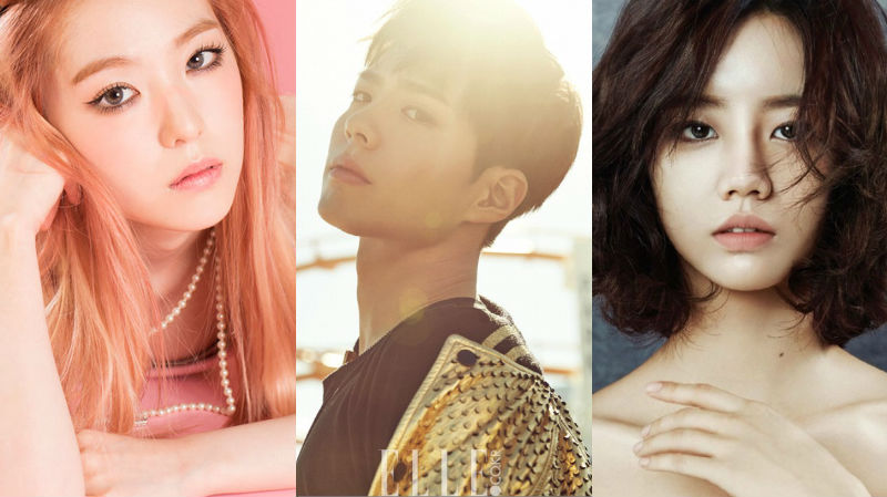Park Bo Gum To Reunite With Both Irene And Hyeri At 2016 KBS Entertainment Awards