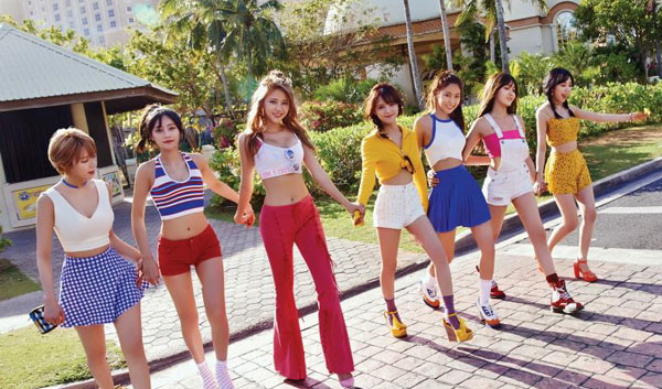 AOA Sets Official Comeback Date For First Studio Album