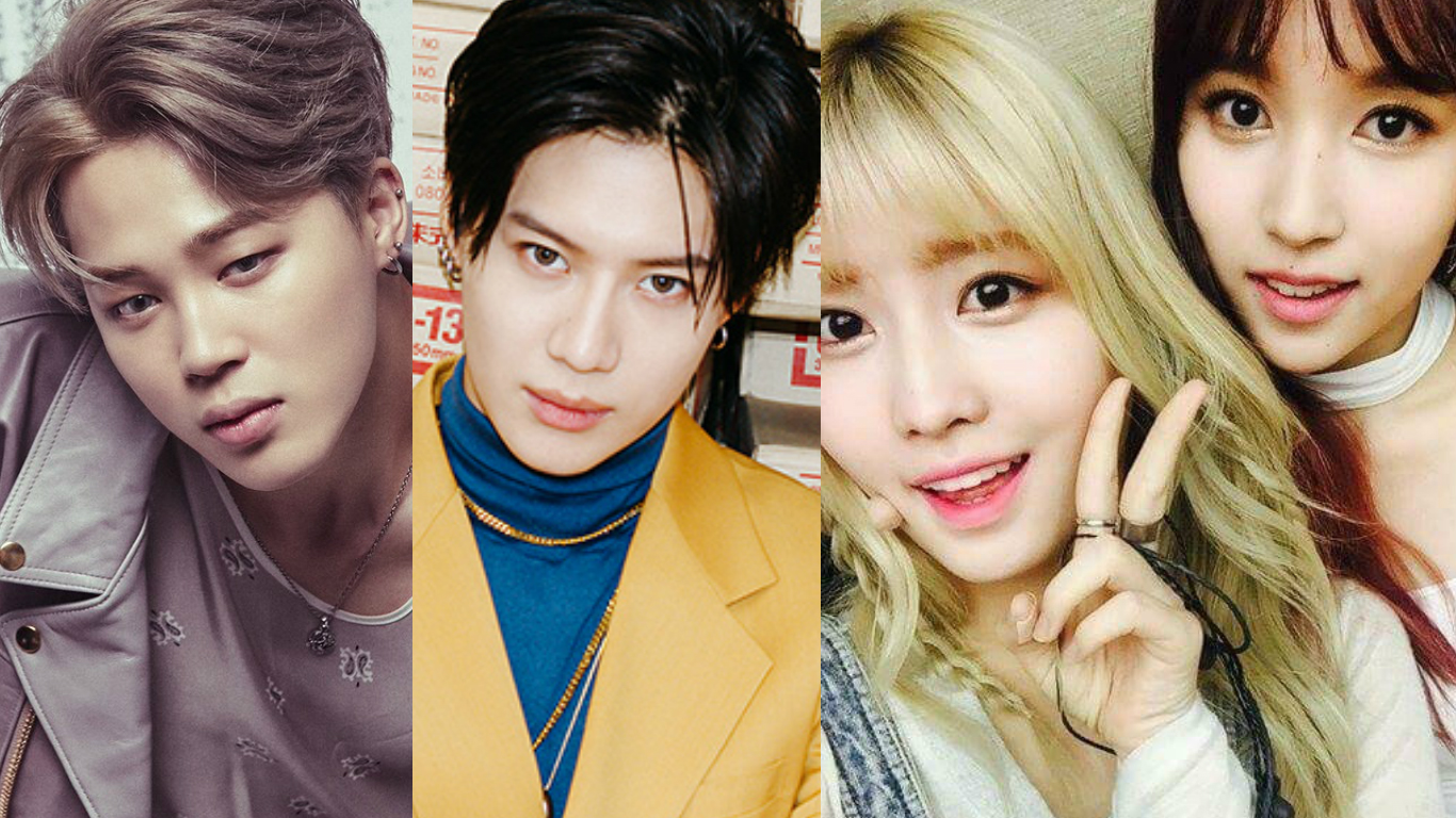 Members Of Bts Shinee Twice And Many More To Team Up For 2 Dance