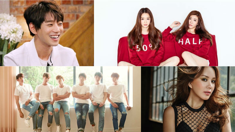 KBS Announces Second Lineup Of Artists For 2016 KBS Song Festival