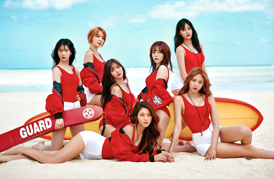 AOA Reveals First Teaser Poster And Plans For Comeback