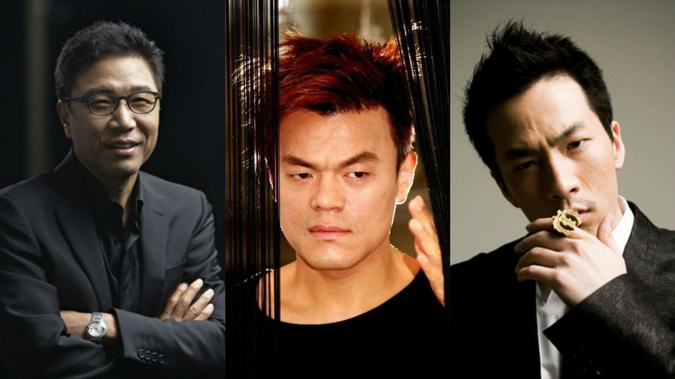 2016 SBS Gayo Daejun To Have Producer Stage Featuring Lee Soo Man, JYP, Teddy, And More