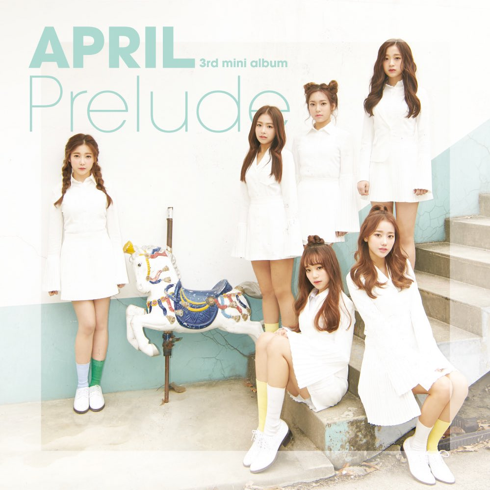 """Update: APRIL Shares Album Preview For """"Prelude"""""""