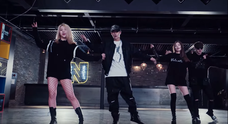 """Watch: K.A.R.D Gets Their Groove On In Choreography Video For """"Oh NaNa"""""""