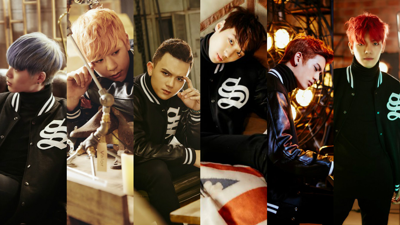 VARSITY Releases Teasers For Six More Members