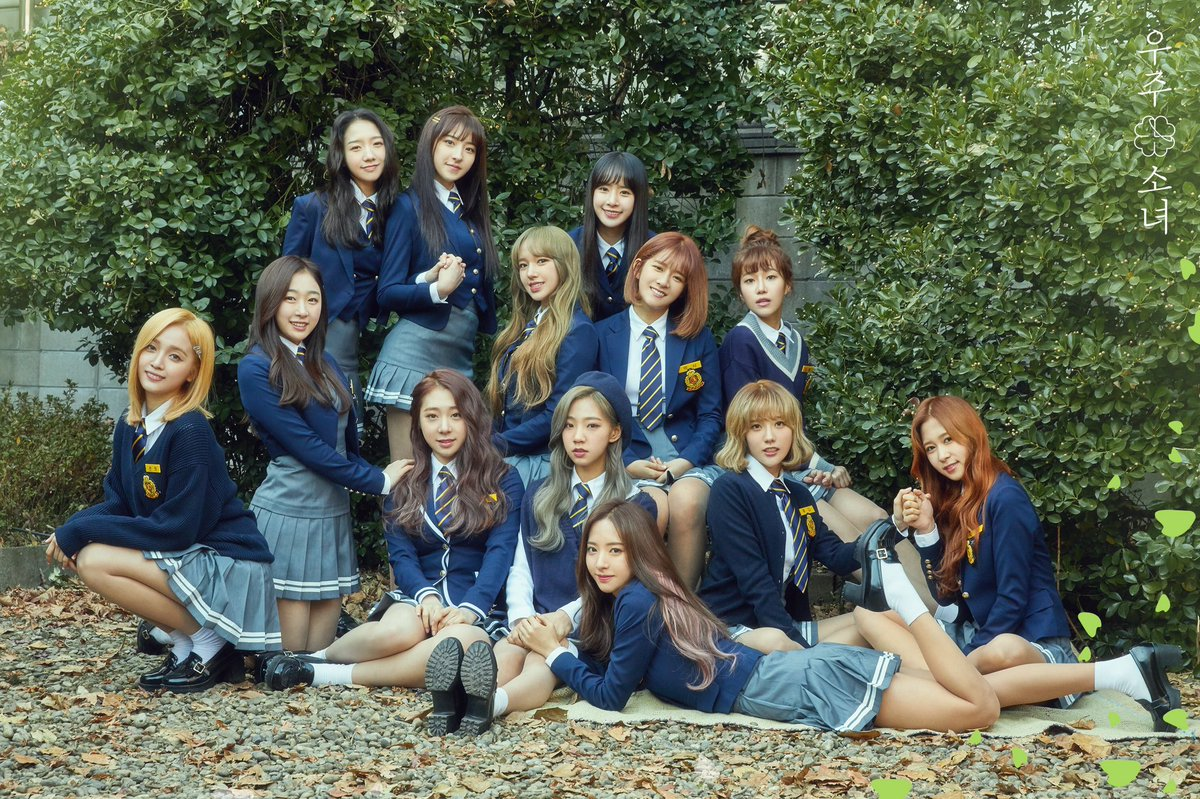 "Update: Cosmic Girls Reveals More Concept Photos For Comeback With ""Just Tell Me Why"""