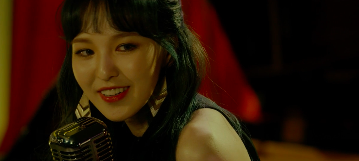 Watch: Red Velvet's Wendy Wishes You A Merry Little Christmas In New SMSTATION MV