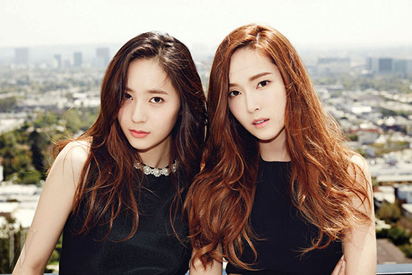 Jessica Talks About How She And f(x)'s Krystal Recently Supported Each Other's Work