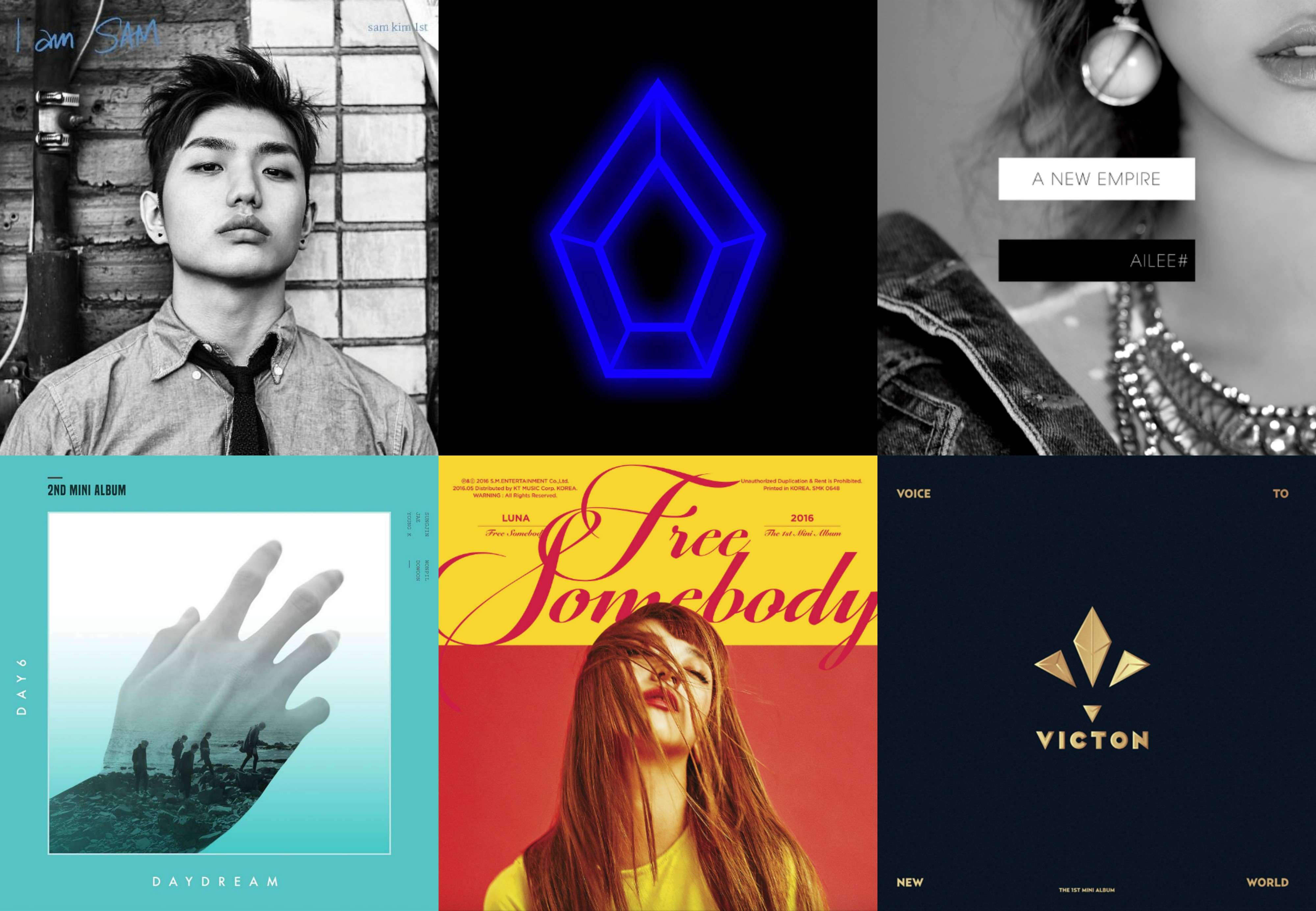16 Underrated K-Pop Albums From 2016 You Can't End The Year Without Hearing