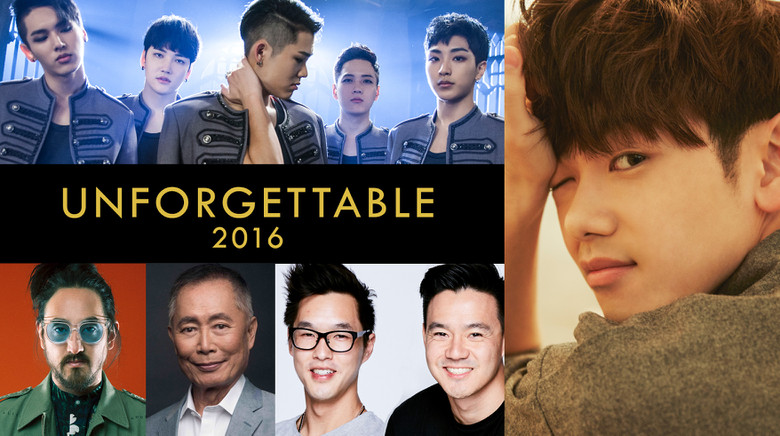 Relive The Largest Celebration Of Asian American Talent In Hollywood With The 2016 Unforgettable Gala