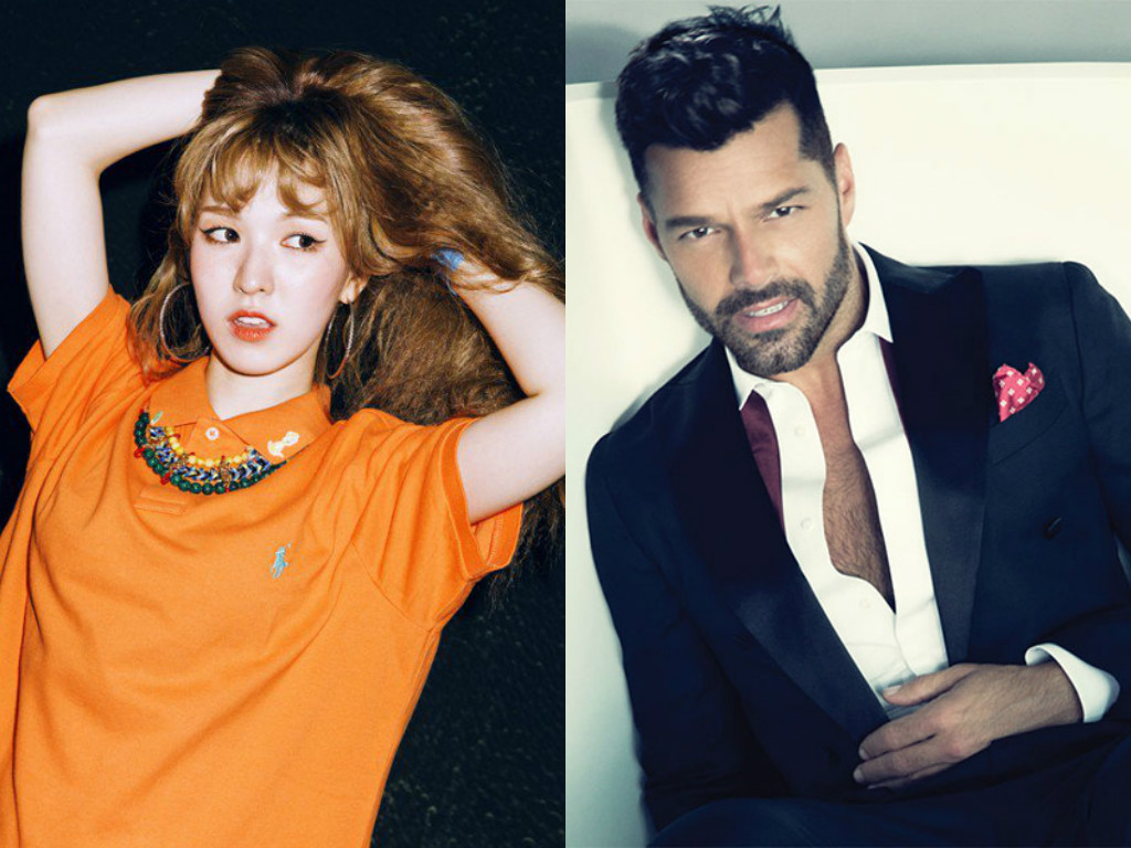 Red Velvet's Wendy To Feature On Upcoming Ricky Martin Single