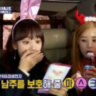 A Pink's Namjoo and Chorong Touched By Eric Nam's Thoughtful Gifts