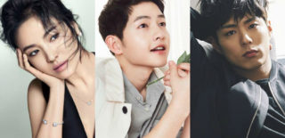 song hye kyo song joong ki park bo gum