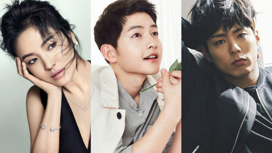 Song Joong Ki, Song Hye Kyo, Park Bo Gum, And More To Attend 2016 KBS Drama Awards