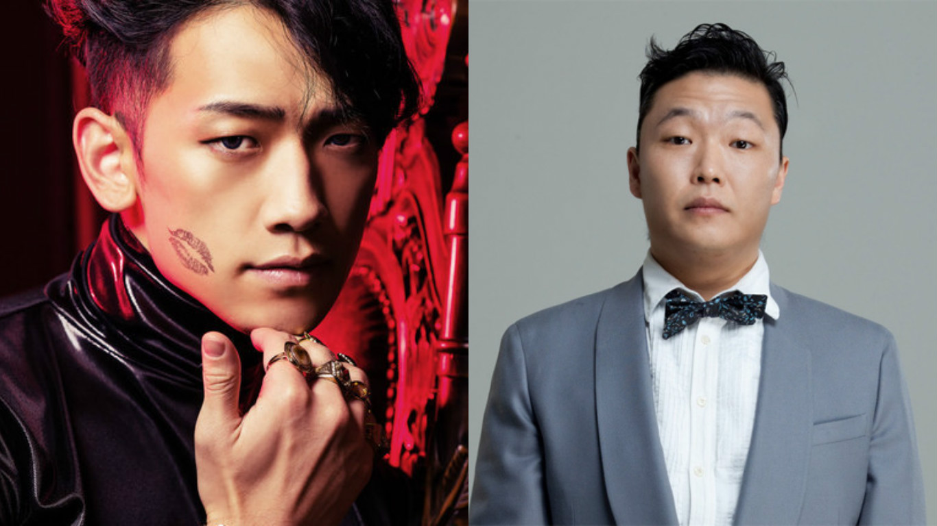 Rain Teases Fans About Upcoming Collaboration With PSY At Concert