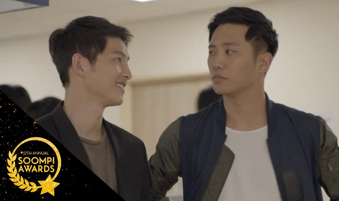 10 Unforgettable K-Drama Bromances Of 2016