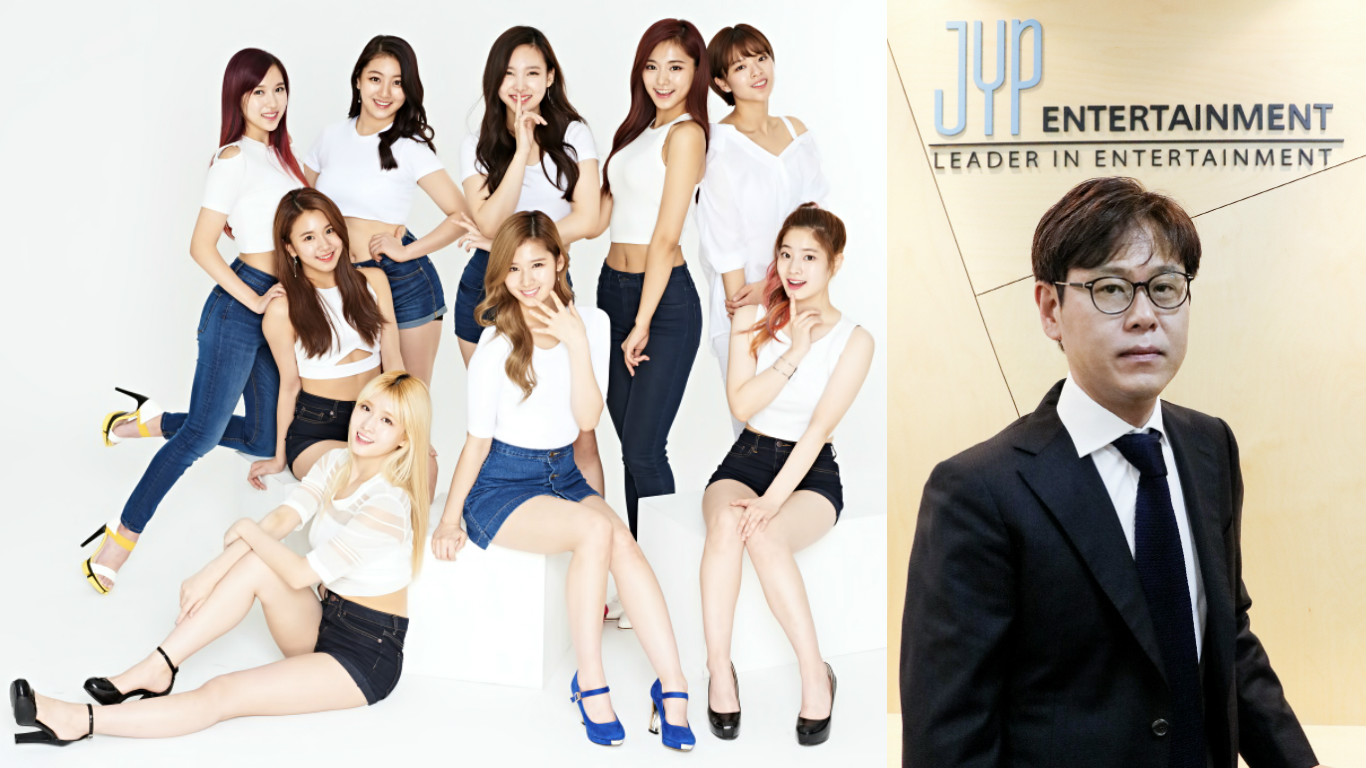 JYP Entertainment Rep Talks About TWICE's Success And JYP's Future