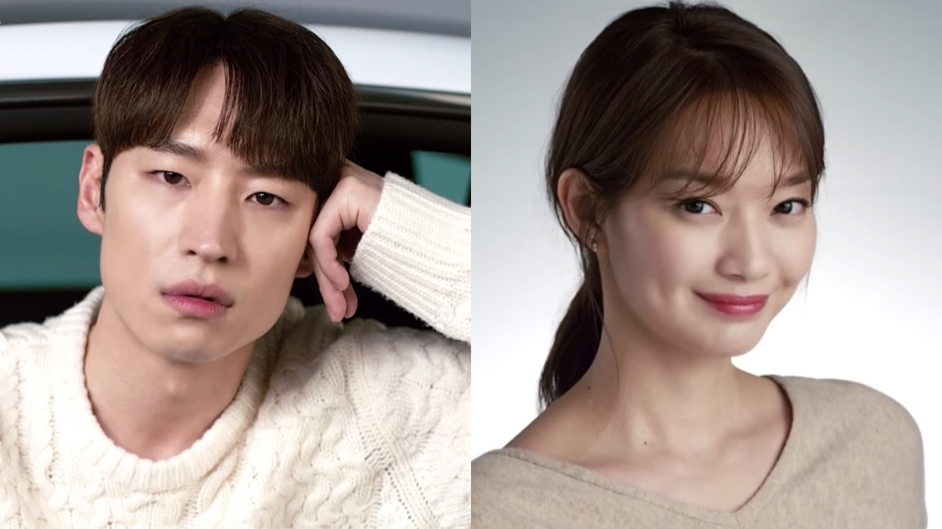"""Watch: Shin Min Ah And Lee Je Hoon Get Comical In New """"Tomorrow With You"""" Teaser"""