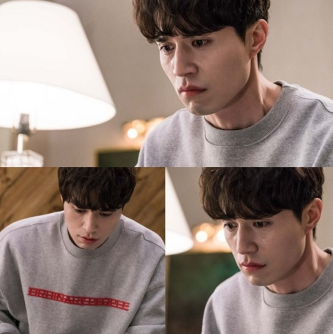 "Lee Dong Wook Moves Audiences With His Tearful Acting On ""Goblin"""