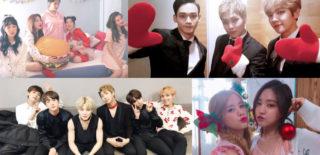 Red Velvet EXO-CBX BTS Apink