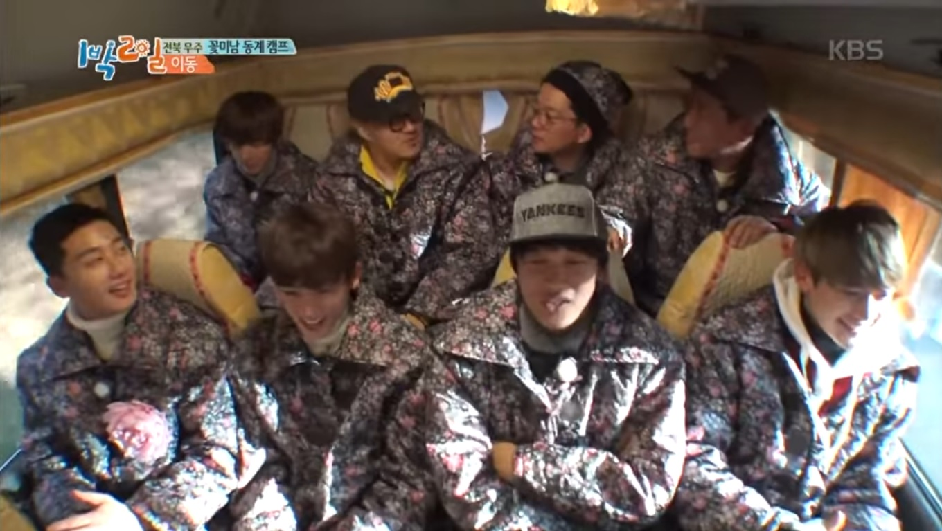 """""""Hwarang"""" Trio Name Who They Want As Their """"Morning Angel"""" On """"2 Days & 1 Night"""""""