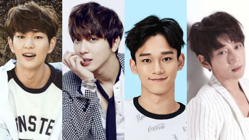 Onew, Jung Yong Hwa, Chen, And Hwang Chi Yeol To Pair Up For 2016 KBS Song Festival
