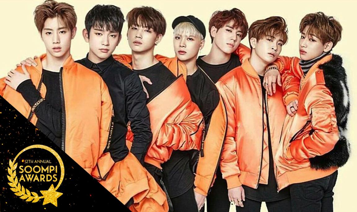 15 Boy Groups That Rocked K-Pop In 2016