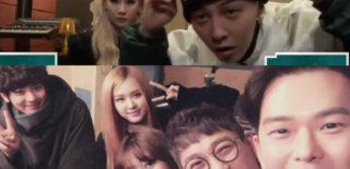 CL G-Dragon Chanyeol Rose Jihyo 10cm