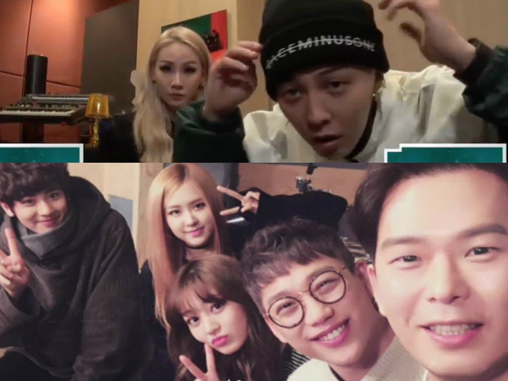 Watch: EXO, GD, BLACKPINK, TWICE, GOT7 And More Collaborate For Producer Stages At 2016 SBS Gayo Daejun