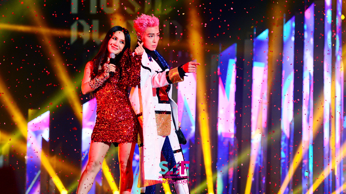 Watch: Taemin, T.O.P, GOT7, Rookie Groups And More Light Up 2016 SBS Gayo Daejun With Amazing Collabs