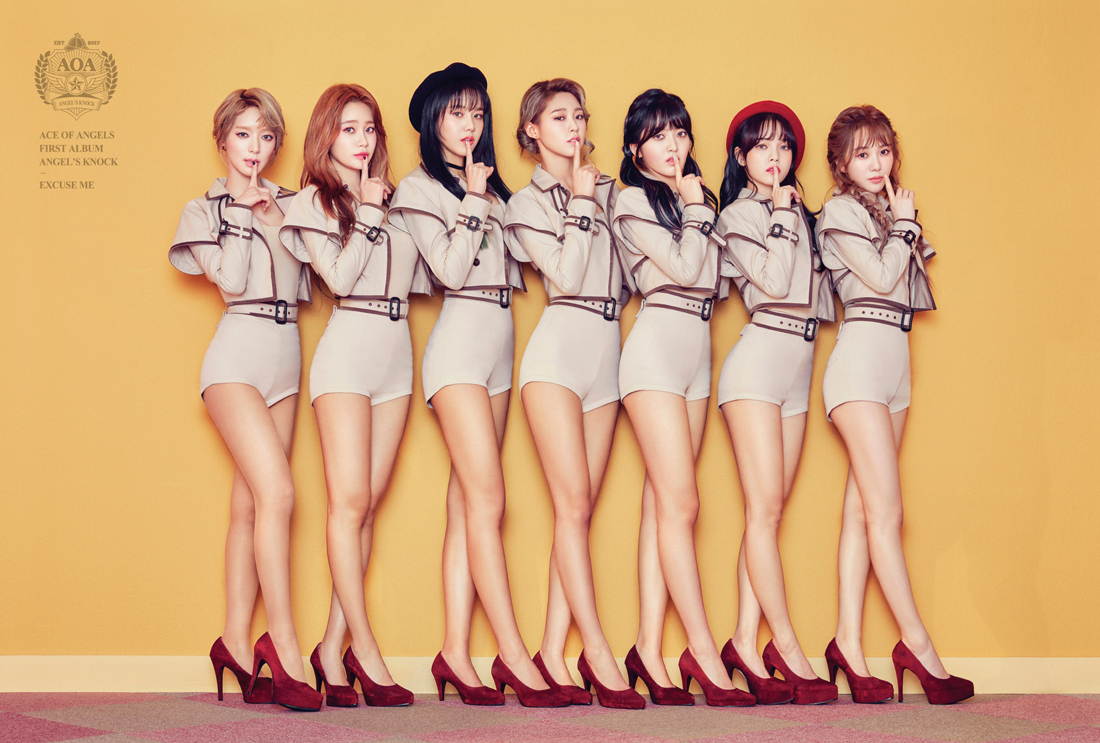 AOA Says They Aren't Focusing On Chart Rankings For New Album