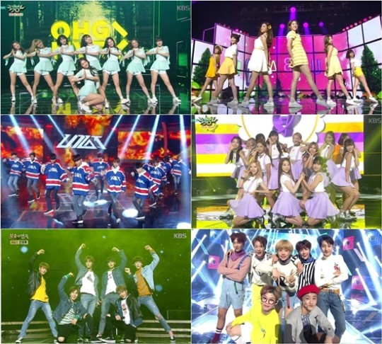 """2016 KBS Song Festival To Gather 50 """"Rising Star Idols"""" For Massive Collaboration Stage"""