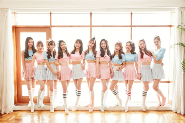 I.O.I Announces Last Official Stage Performance