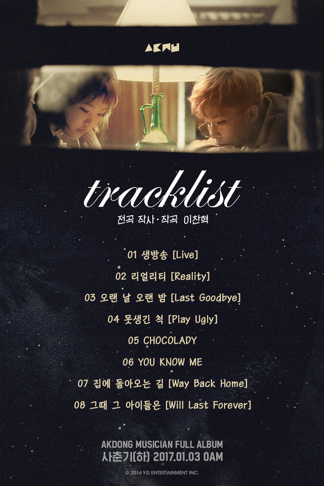 Akdong Musician Reveals Their Impressive Tracklist For Comeback