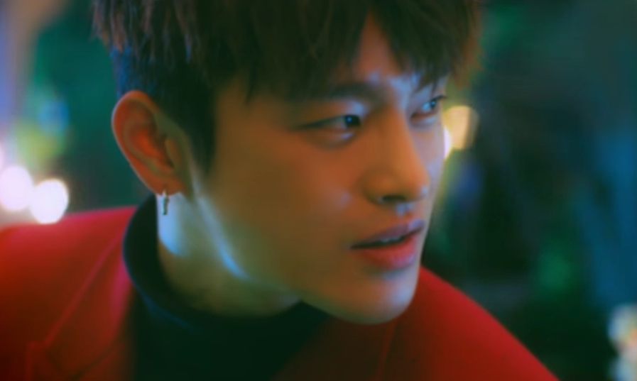 "Watch: Seo In Guk Says A Sexy Don't Worry In ""BeBe"" MV"