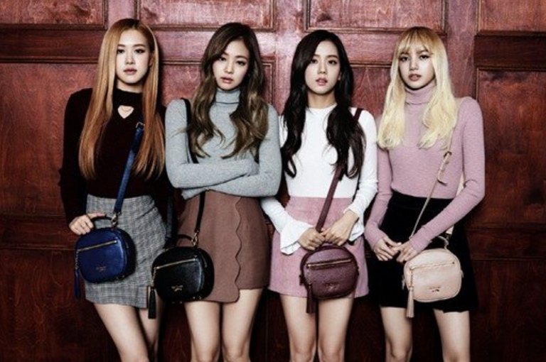 BLACKPINK Looks Flawless In Vintage Chic Outfits For St. Scott