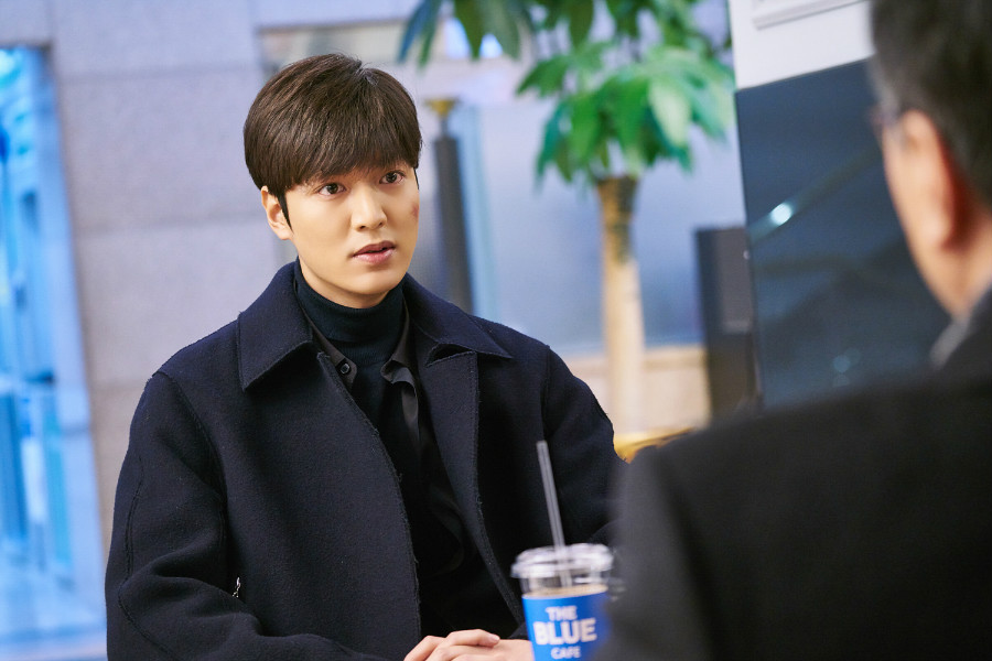 """""""The Legend Of The Blue Sea"""" Hints At Major Developments To Come"""