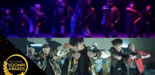 2016 soompi awards best kpop choreography