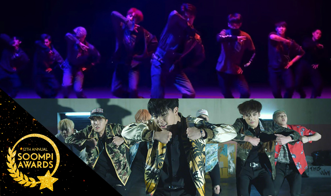 Here Are The Top 15 K-Pop Choreographies Of 2016