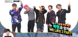 bigbang weekly idol