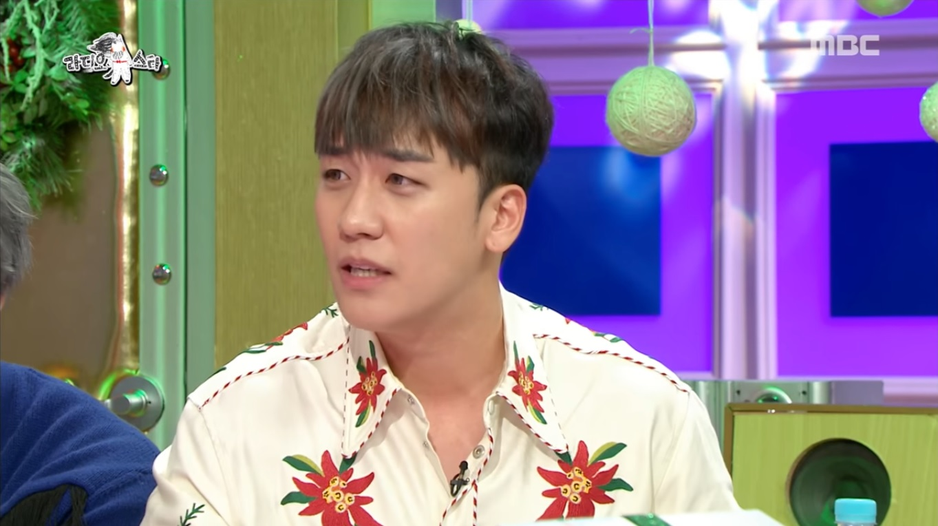BIGBANG's Seungri Confesses He Hasn't Dated After Getting His Heart Broken