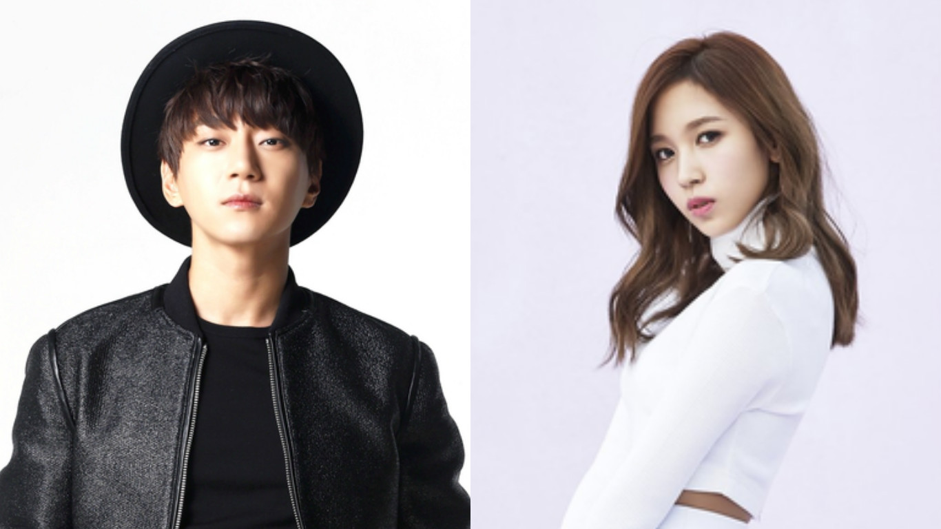 Hwang Chi Yeol And TWICE's Mina Team Up For 2016 KBS Song Festival