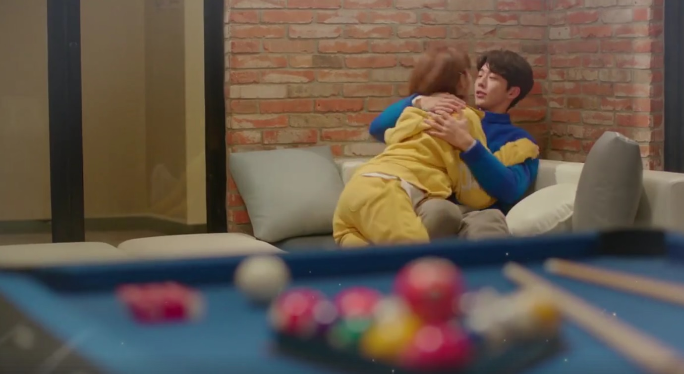 "Nam Joo Hyuk And Lee Sung Kyung Are Relationship Goals In ""Weightlifting Fairy Kim Bok Joo"""