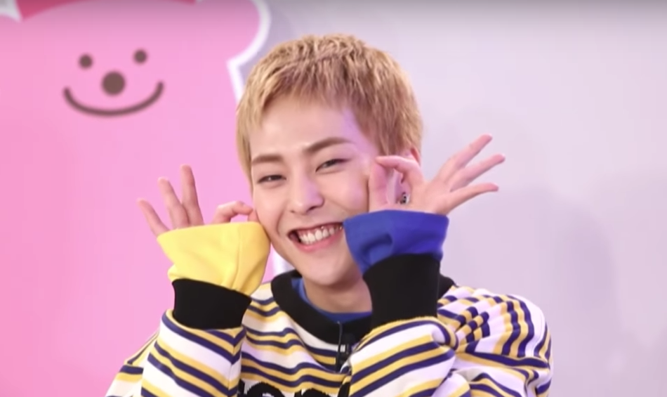watch exos xiumin is too cute and chubby for words in