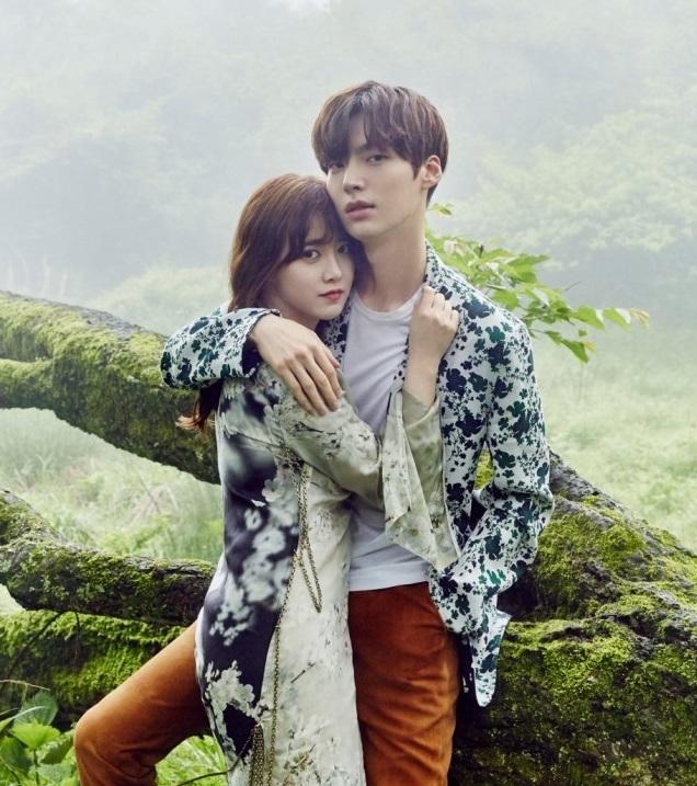Ahn Jae Hyun And Ku Hye Sun To Star In New Couple Variety Show