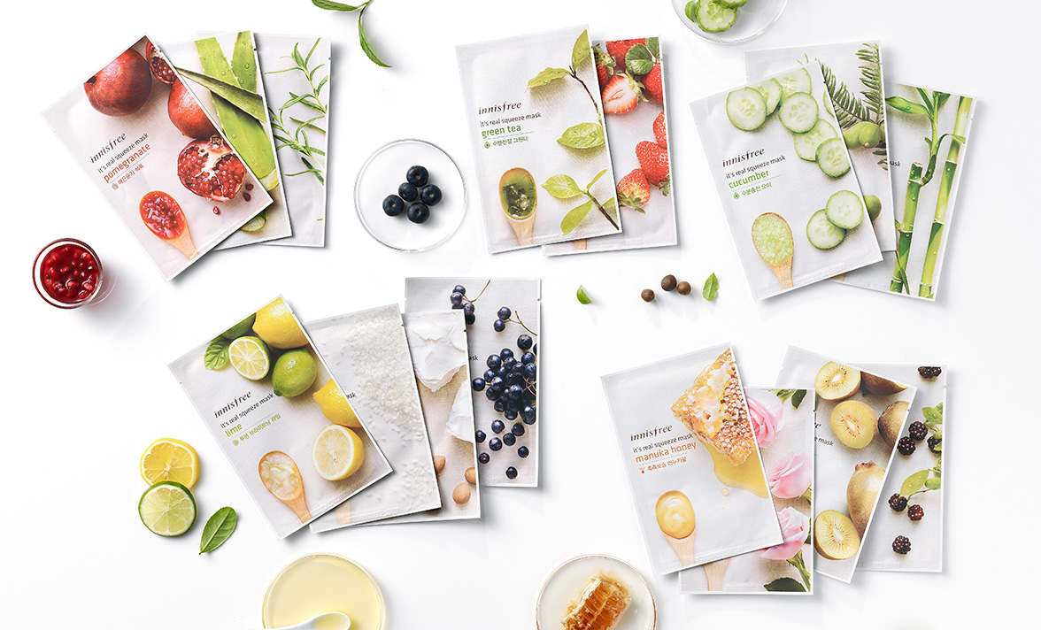 QUIZ: Which Type Of Sheet Mask Should You Try?